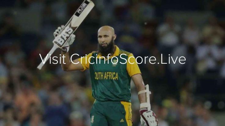 Watch Live cricket Score and Cricinfo Score card on CricinfoScore.live