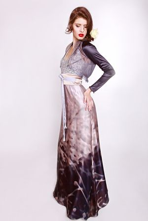Shop I O S O Y Gown Danielle by IOSOY now on nelou.com. Plus 7500 more designs.