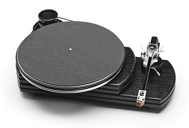 Fletcher Audio Omega Point 1 / Skivspelare hos Vinylbutiken