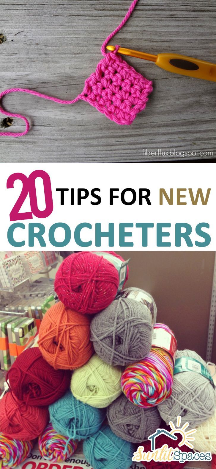 20 Tips for New Crocheters - Page 16 of 22 -