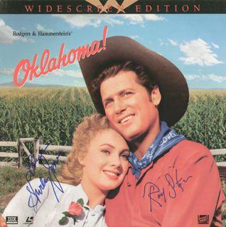HistoryForSale - Autographs and Manuscripts | Oklahoma! Movie Cast ...