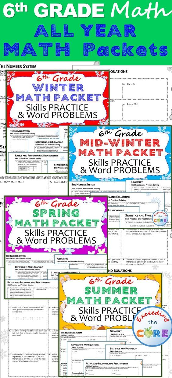 ... grade math on Pinterest | Fifth grade math, Math and 8th grade math