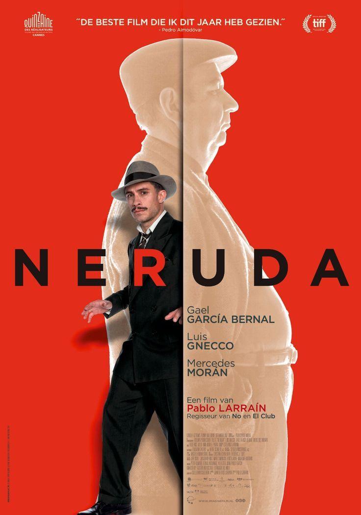 Neruda (2016) - Pablo Larraín