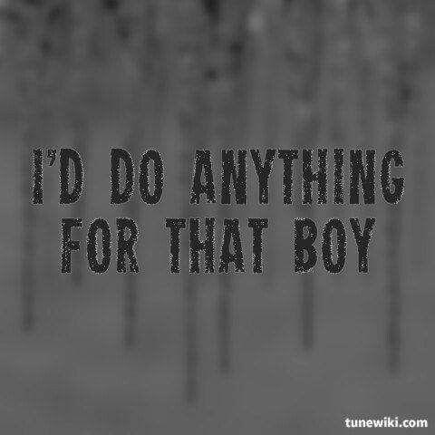 I would.