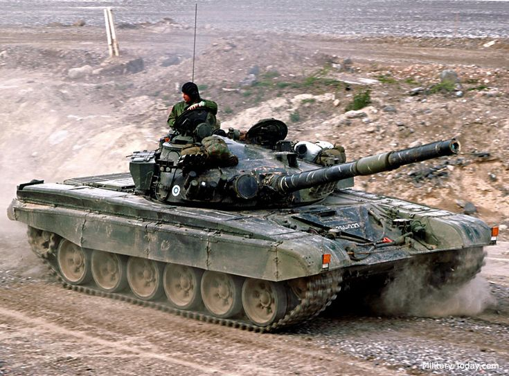 T-72 Tank | Main Battle Tank