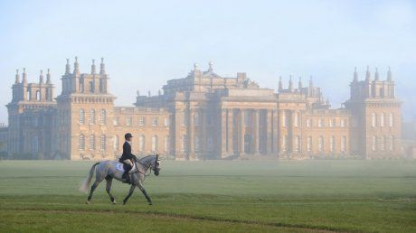 Visitors - Blenheim Palace International Horse Trials