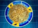 Rețete de la prieteni: Supă de praz cu linte