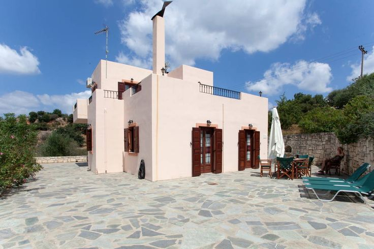 Check out this awesome listing on Airbnb: VILLA with pool and Free Wi-Fi ! - Villas for Rent in Axos