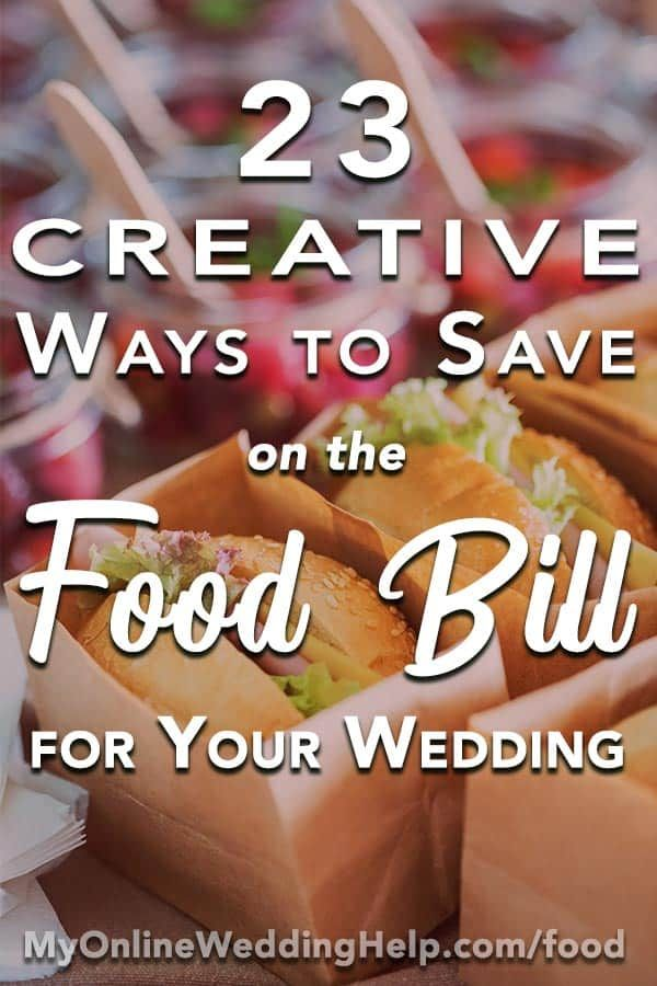 Here S How You Can Find That Sweet Spot Where You Re Keeping Costs Down And Still Giving Guests A Qual Wedding Food Catering Reception Food Wedding Buffet Food