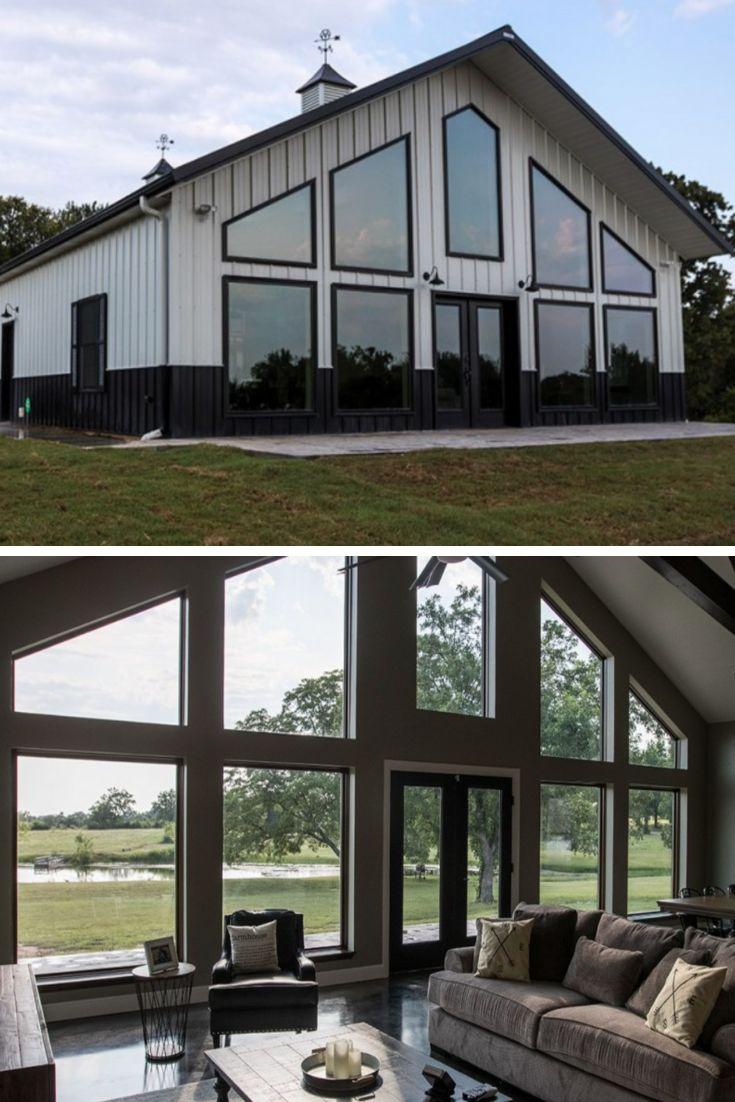100+ Award Winning Metal Building Homes House Topics in