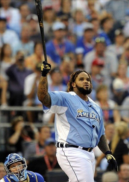Prience Fielder, Detorit Tigers, is the 2012 #HRDerby Champion--This is the seconf time--First time was in 2009 w/ the Brewers. | Prince Fielder, Tigres de Detroit, gana el #HRDerby 2012--este es su segundo campeonato, 2009 con los Brewers