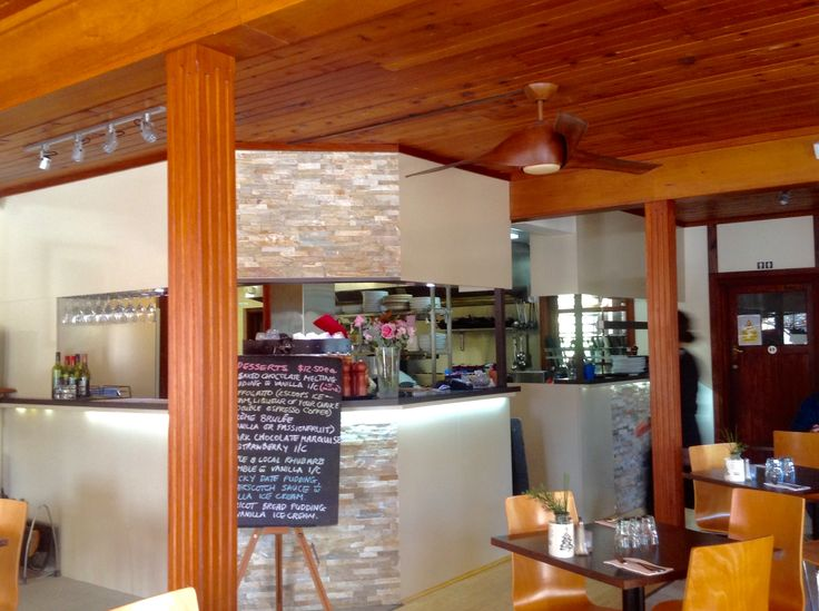 Bistro One46 - Kangaroo Valley - in the Southern Highlands - purportedly the most beautiful valley in NSW