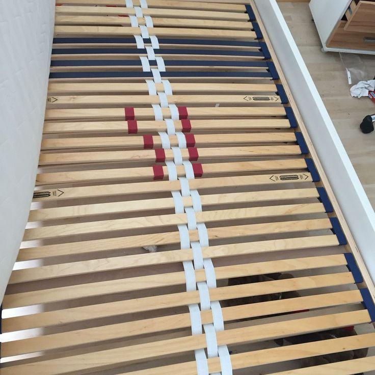 Genial bett 120x200 mit matratze und lattenrost