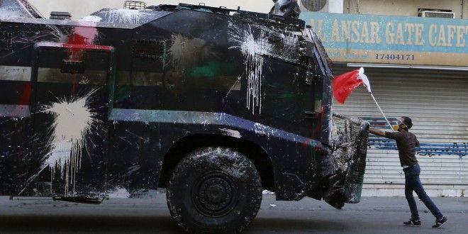 Lima Tahun Revolusi Bahrain Tetap Menjadi Revolusi Terlupakan  Seperti halnya yang terjadi di Suriah, isu sektarian terkait Sunni-Syiah juga diterapkan oleh pemerintah Bahrain untuk memecah belah revolusi dan juga memecah belah dukungan masyarakat dunia terhadap revolusi yang diperjuangkan oleh rakyat Bahrain. http://bit.ly/1SpD0Yk