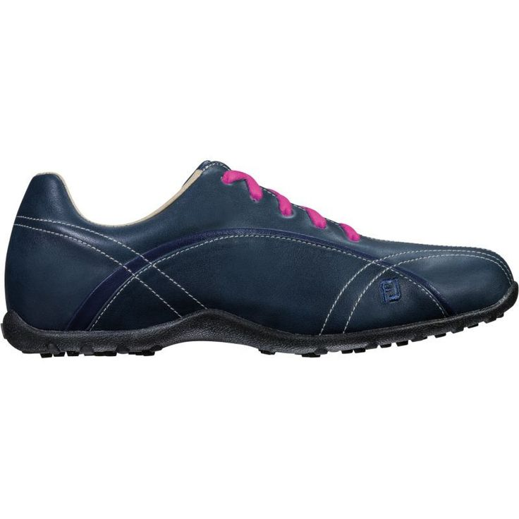 FootJoy Women's Casual Collection Sport Golf Shoes, Size: 6.5, Blue