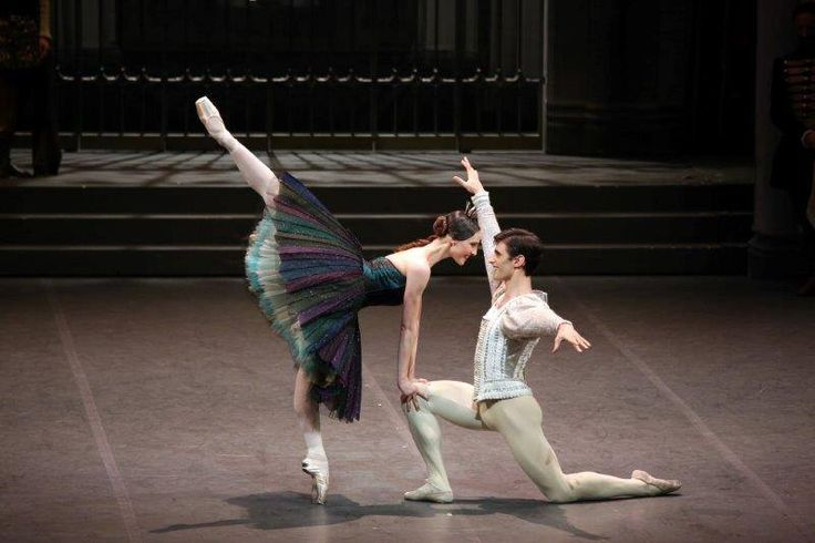 Martina Arduino in Ratmansky's Swan Lake – a ballet star is born at La Scala? - Martina Arduino as Odile with Nicola del Freo  – photo by Brescia and Amisano Teatro alla Scala