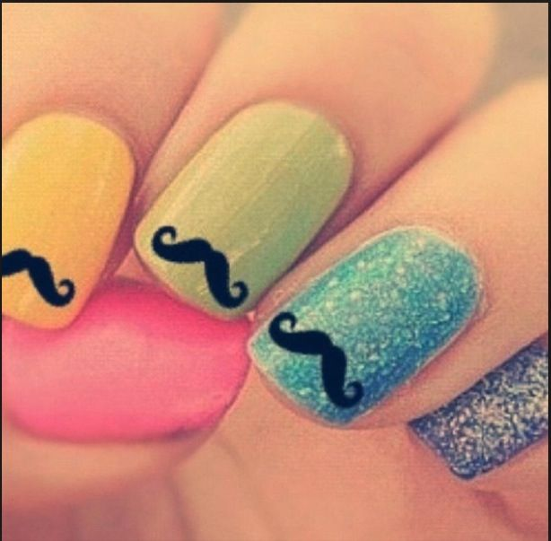 Moustache hehe