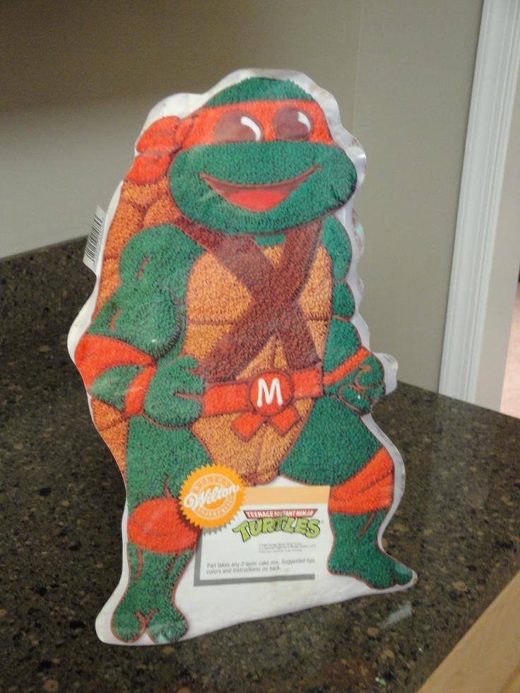ninja turtles cakes - Google Search