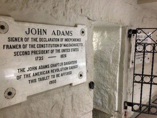 Adams National Historic Park - Quincy, MA