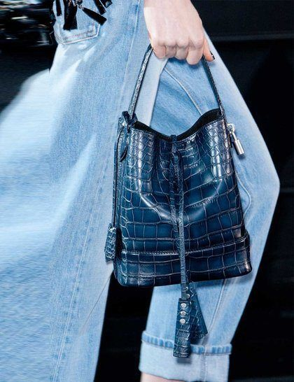 BAGS RUNWAY @ PARIS FASHION WEEK SPRING SUMMER 2014