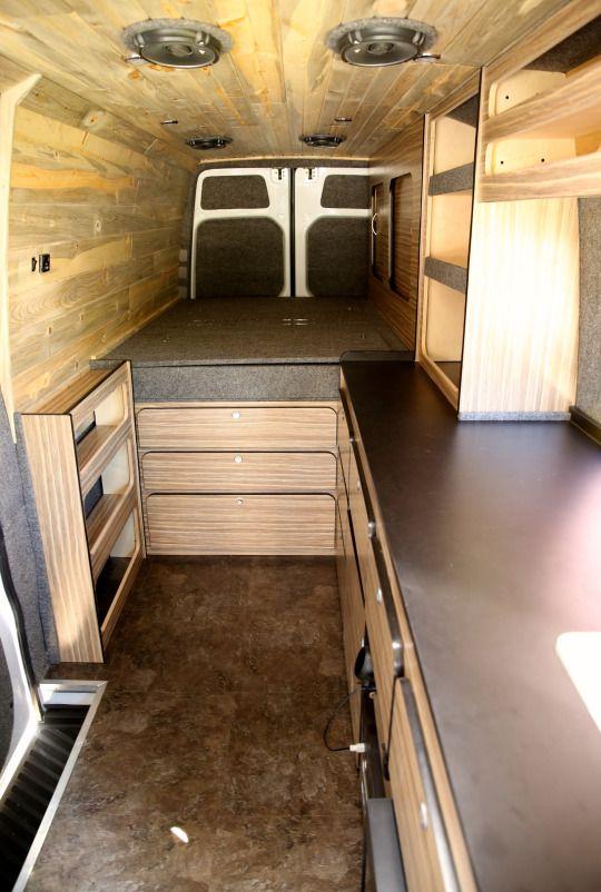 les 414 meilleures images du tableau campervan ideas sur. Black Bedroom Furniture Sets. Home Design Ideas