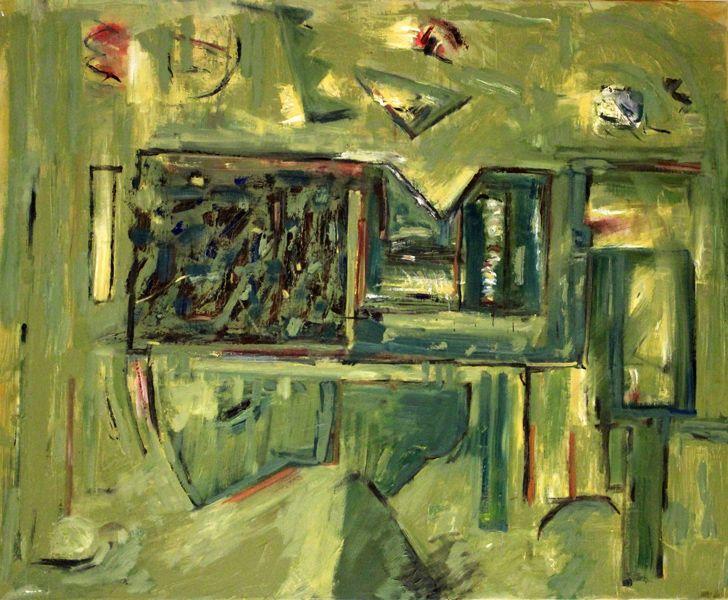 End 2014 - Paintings by Stephen Bransgrove