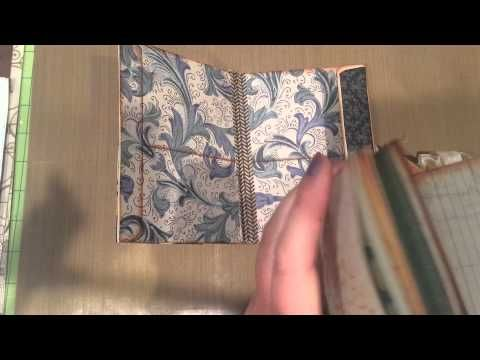DT Project with Tutorial for Jen of Eve Designs: 6x9 Envelope Junk Journ...