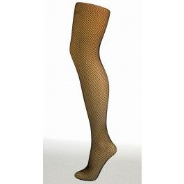 5€ Pamela Mann - Fishnet Tights black