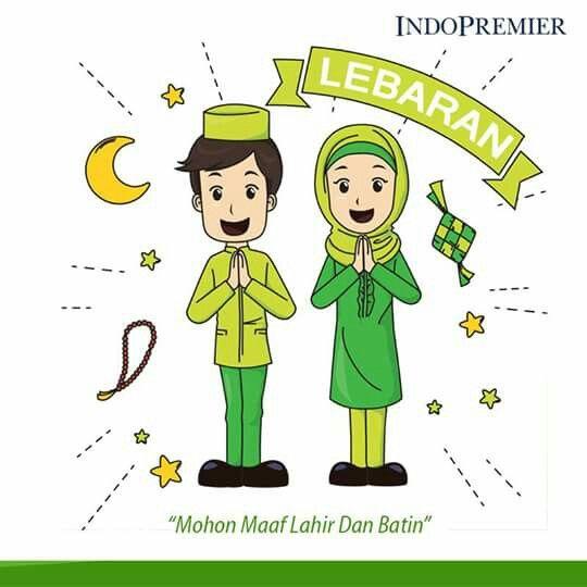 Selamat Hari Raya Idul Fitri 1438 H Mohon Maaf Lahir dan Batin. www.indopremier.com #IndoPremier #greeting #idulfitri