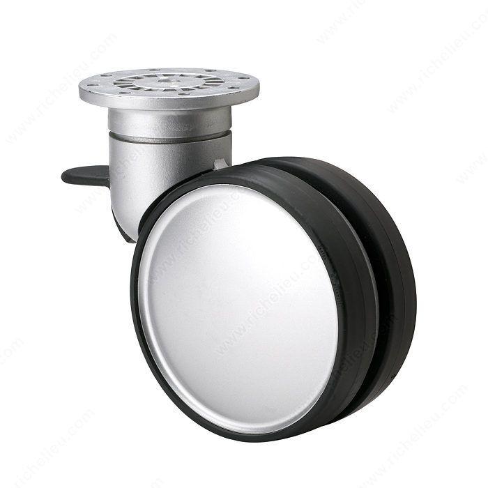 Dual-Wheel Design Caster - Richelieu Hardware