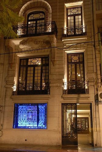 Million Bar -Recoleta Buenos AIRES A3 storey mansion built in 1913