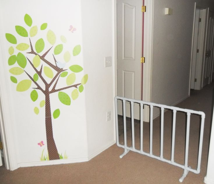 17 Best Ideas About Fabric Baby Gates On Pinterest Diy