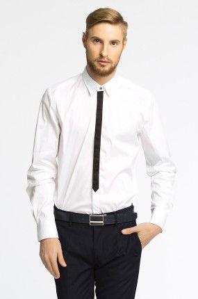 http://answear.cz/307067-antony-morato-kosile.html #Košile S dlouhým rukávem  - #Antony# Morato #model #wedding