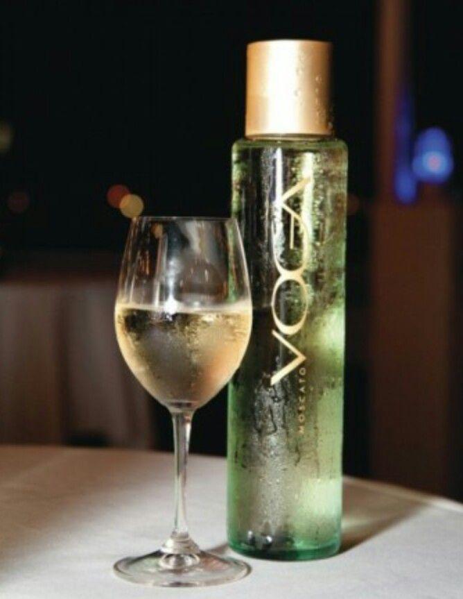 VOGA Moscato white wine