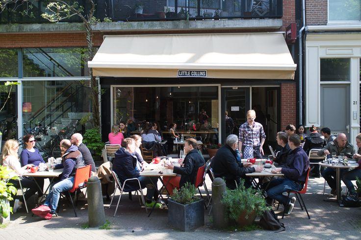 little collins // bar and restaurant // 1e Sweelinckstraat 19-F, Glutenvrije lunchen