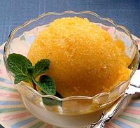 Peach Daiquiri Ice - I'm a sucker for almost anything peach