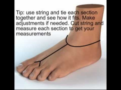 Watch this video before you watch my beaded barefoot sandal videos to get a better understanding of how to make and size your barefoot sandals