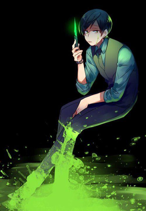 Osomatsu-san- Choromatsu #Anime「♡」Mafia
