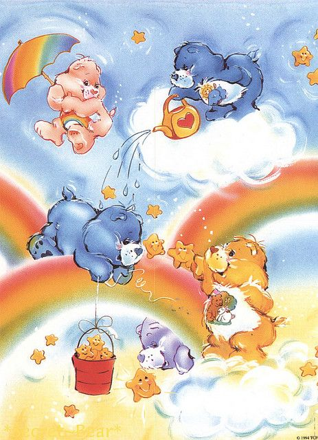336 Best Images About CareBears On Pinterest