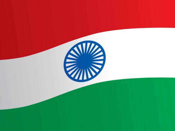 Independence Day Flag Photo #IndiaFlag