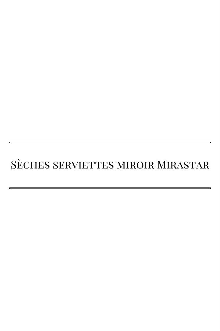 Les 7 Meilleures Images Du Tableau S Ches Serviettes Miroir  # Muebles Leviton Rosario