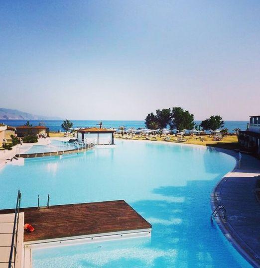 Velkommen til vores sportshotel Cavo Spada i Kolymbari, hvor træningen er i fokus, men hotellet er også perfekt til afslapning. www.apollorejser.dk/rejser/europa/graekenland/kreta