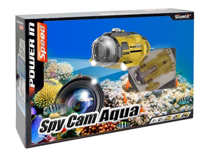 Undervanns kamera følg link