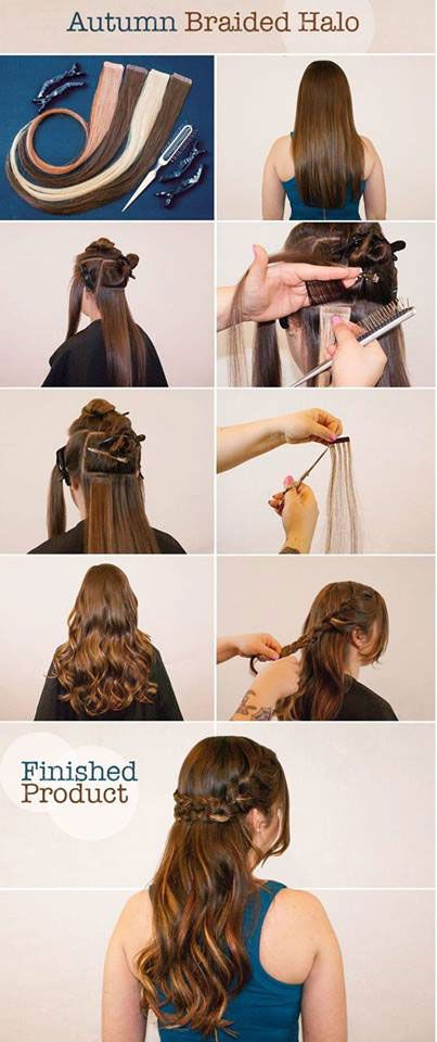 twisted hair styles 17 best ideas about halo braid with weave on 8869