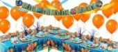 Finding Nemo Party Supplies-Deluxe Party Kit-For 16 Guests