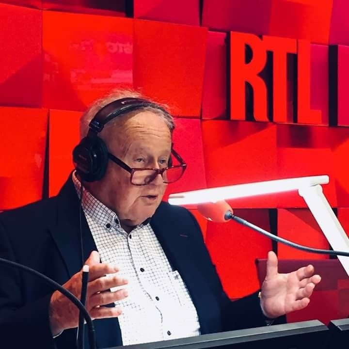 RTL Philippe Bouvard
