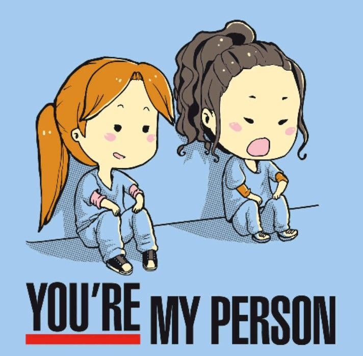 8a31952323d You will always be my person. I love you sooo much doll | Google in ...