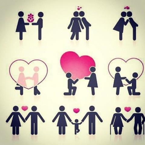 E é assim que deve ser...  #familia #amor #filhos #marido #esposa #casamento #felicidade