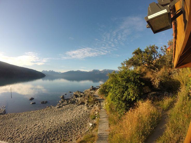 Lago General Carrera, #Gopro