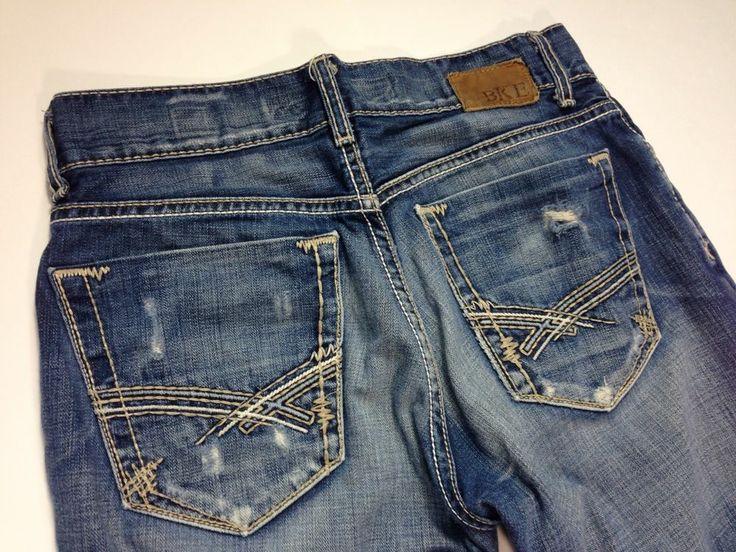 Mens Jeans Size 30 X 34 Ye Jean